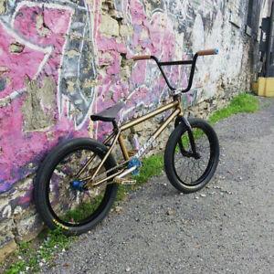 Custom Build BMX For Sale