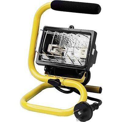 Trade Quality ARLEC 150W Portable Halogen Worklight Lamp Indoor Outdoor IP54