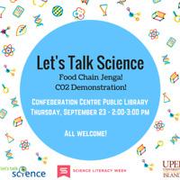 Let's Talk Science!