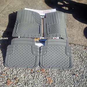 LIKE NEW,WEATHER TECH AVM, ALL VEHICLE RUBBER MATS London Ontario image 1