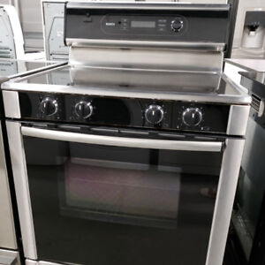 STOVE BOSCH MODEL HES245C/01 STAINLESS STEEL WITH WARRANTY!