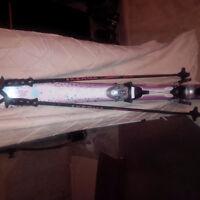 Jr skis Brand new