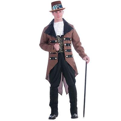 Steampunk Accessories Renaissance Fancy Dress Costume Adult (Renaissance Costume Accessories)
