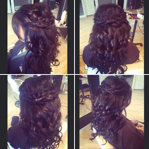 Hairstylist for your wedding day Kitchener / Waterloo Kitchener Area image 9