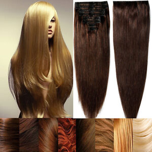 Quality Real Hair Extensions 108