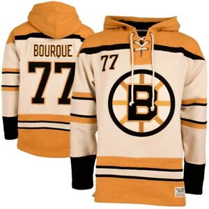 Ray Bourque Boston Bruin Jersey Lacer Hoodie at JJ Sports!