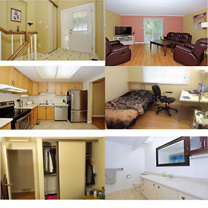 Fully furnished bedroom available Sept great location!