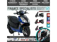 Lexmoto Titan 125 125cc Scooter FINANCE | UK DELIVERY | Large Cheap Scooter
