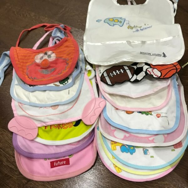 Baby Bibs and hats