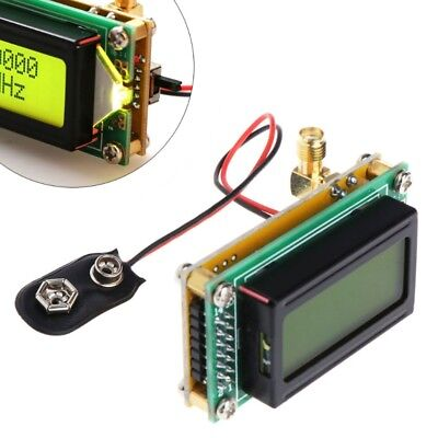 High Accuracy 1500 Mhz Frequency Counter Rf Meter Tester Module For Ham Radio
