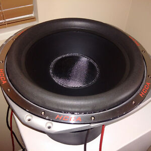 "15"" Orion Hcca Custom   4k RMS"