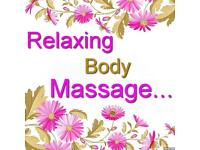 Full Body Massage with Sophie
