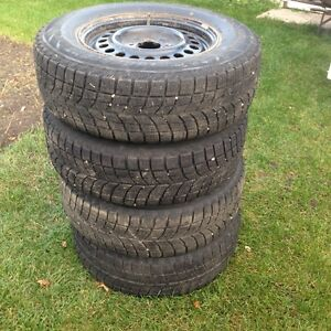 Blizzak Winter Tires Regina Regina Area image 1