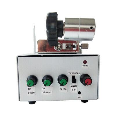 Automatic Thermostatic Tin Feeding Machine Tin Feeder For Solder Station 80w110v