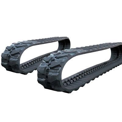 Pair Of Prowler Bobcat 442zts Rubber Tracks - 450x71x86 - 18