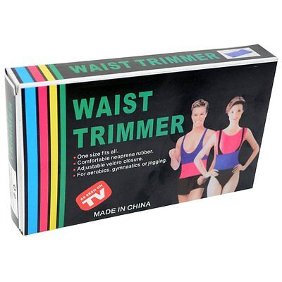 "Universal Rückenstütze ""Waist Trimmer"" see on TV Bauweggürtel Rückenbandage"