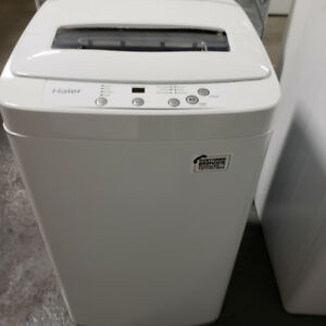 WASHER HAIER MODEL HLP24E WHITE WITH WARRANTY!