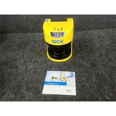 Sick S30a-7011ca Safety Laser Scanner S3000 Advanced 0m To 19m