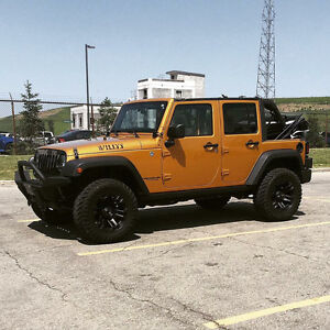 2014 Jeep Wrangler Willys Other
