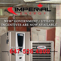 OIL FURNACE BOILER TO NATURAL GAS | PROPANE | HEAT PUMPS