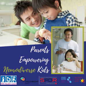 Participate in the Parents Empowering Neurodiverse Kids Study!