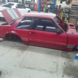 1989 mustang coupe SHELL