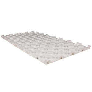 5 2/3 boxes Schluter BEKOTEC Studded Screed Panels - OBO