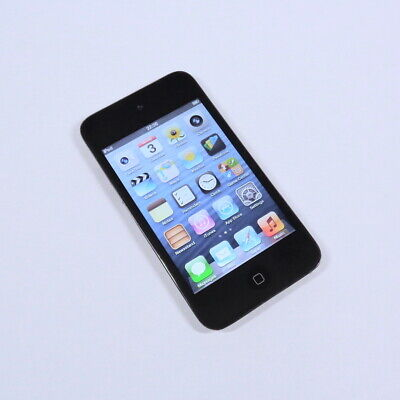 Apple iPod Touch 32GB 4th Gen Generation Black MP3 WARRANTY segunda mano  Embacar hacia Spain