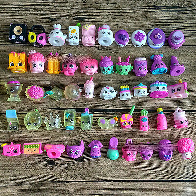 10PCs Shopkins Season 7 Ultra Rare Special Limited Edition Kids Toys