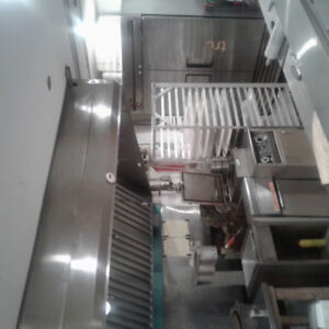 Pizza Restaurant Equipment for sale/ Business Closing