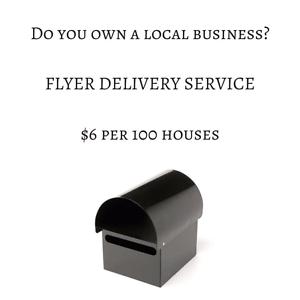 Flyer Delivery - Lake Macquarie Area - $6 per 100 Morisset Lake Macquarie Area Preview