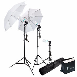 New, Photography Photo Portrait Studio 600W Day Light Umbrella C