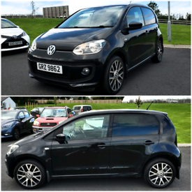 VOLKSWAGEN UP 1.0 GROOVE £20 tax aygo a1 polo c1 c3 citygo 208 FIESTA