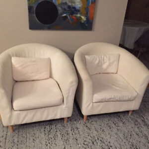Two Living Room Chairs