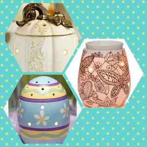 SCENTSY WARMERS - New and Used