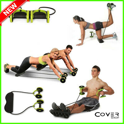 BEST Power Roll Ab Trainer - Abdominal and Full Body