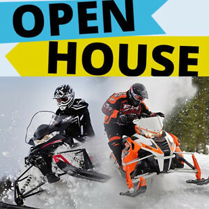 SNOWMOBILE OPEN HOUSE @ ROBERTSON MOTORSPORTS
