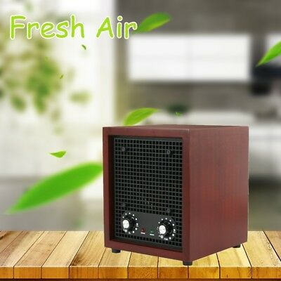 Ionic Air Purifier Ozone Generator Cleaner Fresh Clean Air Living Home Office