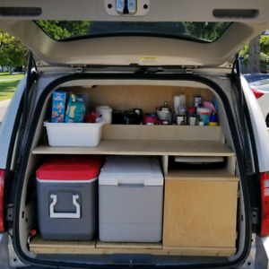 Dodge Grand Caravan Campeur à louer