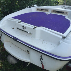 Seed Boat for Sale!