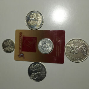 Silver coins on sale for Diwali!