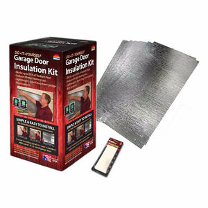 Garage Door Insulation Kit *NEW*