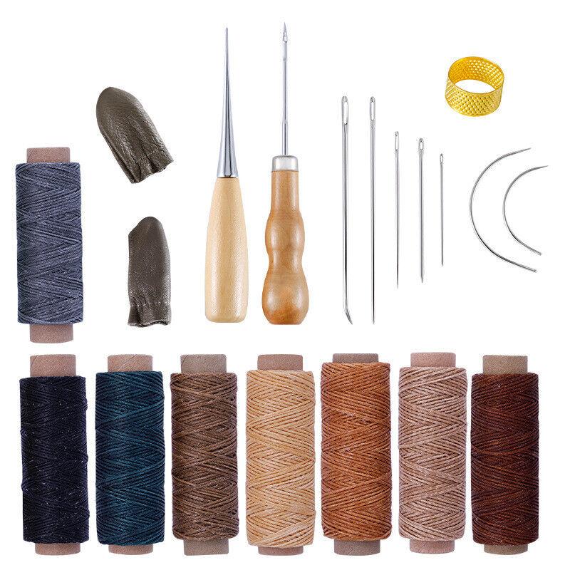 20pcs leather suit handmade craft handmade sewing kit art tools Diamond Wax