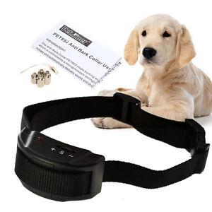 Dog Collar Uk With Barking Shock