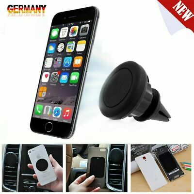 Universal 360° Rotation Car Air Vent Mount Cradle Magnetic Phone Holder Stand (Air-vent)