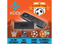 Amazon Fire Tv Stick - Fully Loaded - Kodi, Mobdro, Beast, Sky