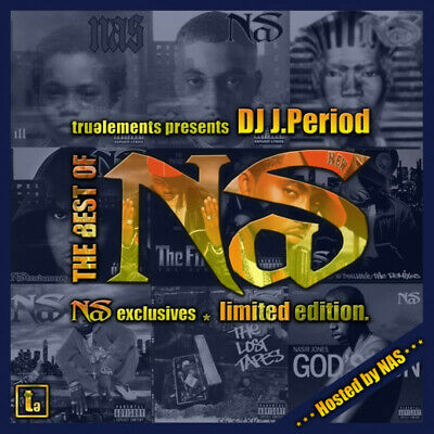 Best Of NaS Hip Hop Mix Edition Mixtape