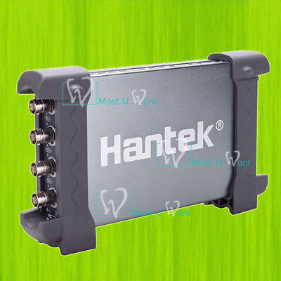 Hantek Digital Automotive Diagnostic Oscilloscope 4ch 250mhz 1gsas 8bits 64k Ce