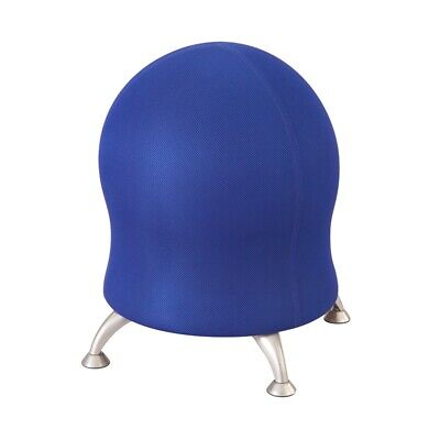 Safco Products Zenergy Ball Chair 4750BU Blue](Ball Office Products)