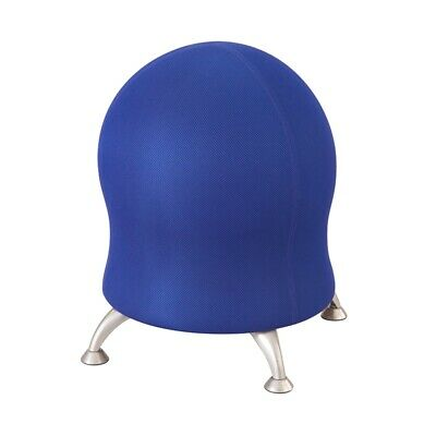 Safco Products Zenergy Ball Chair 4750bu Blue